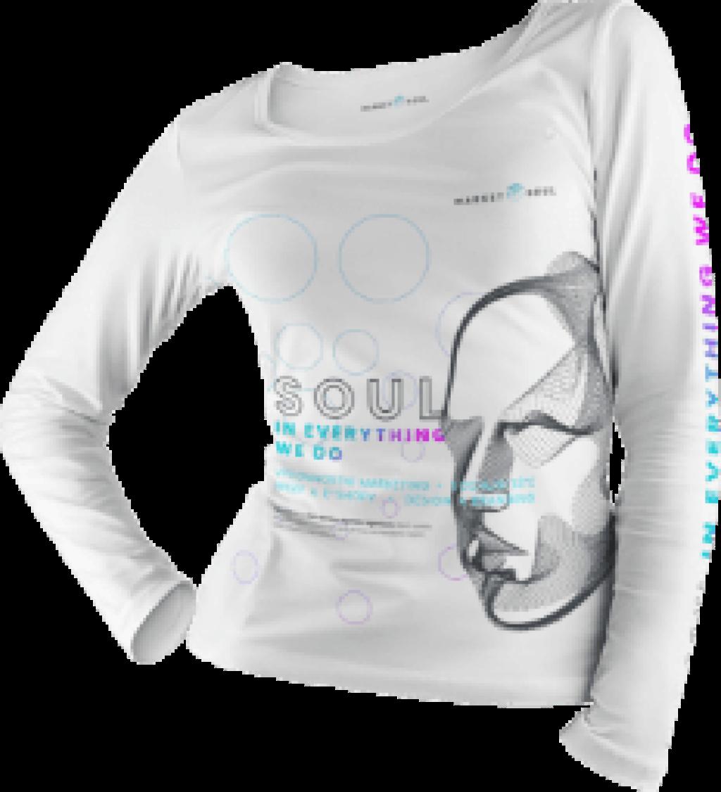 Kvalitní dámské triko Marketsoul